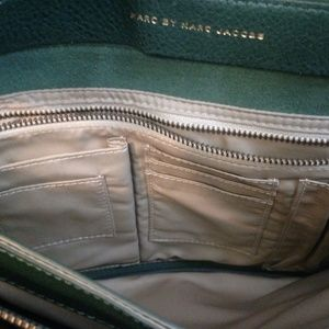 Marc By Marc Jacobs Bags - Marc By Marc Jacobs Men's Green Messenger Bag